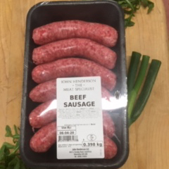 Beef-Sausage-Henderson's-own-recipe