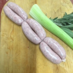 Pork & Sage Sausages