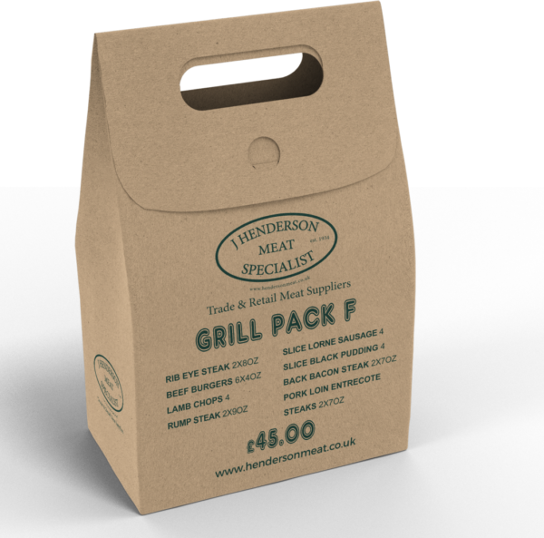 Grill Pack F